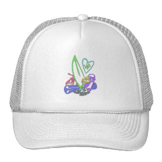 exterme sports all diff colors faded 1 png trucker hat