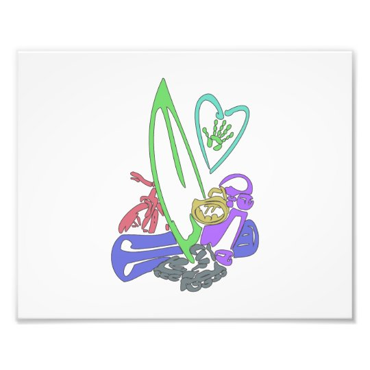 exterme sports all diff colors faded 1.png photo print