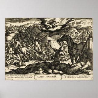 Exterminating Angel Vanquishing Army Tempesta Poster