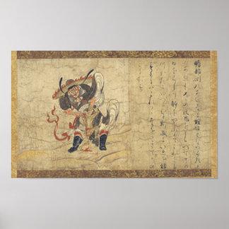Extermination of Evil (2) Print
