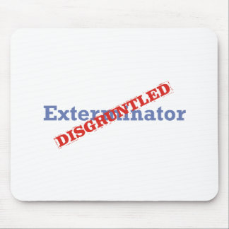 Exterminator / Disgruntled Mouse Pad