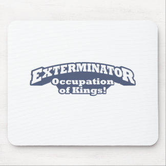 Exterminator / Kings Mouse Pad