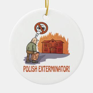 Exterminator polaco ornamente de reyes