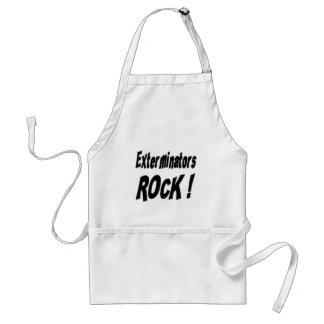 Exterminators Rock! Apron