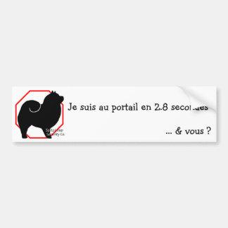 External sticker - V3