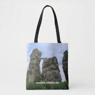 Externsteine 001.02.5.T, Teutoburg Forest Tote Bag