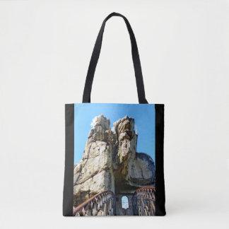 Externsteine II, Teutoburg Forest Tote Bag