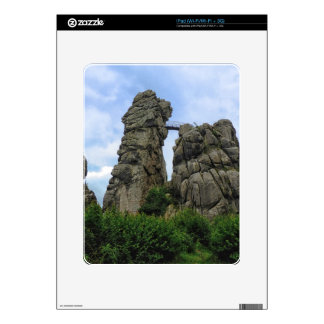 Externsteine, Teutoburg Forest Decal For The iPad