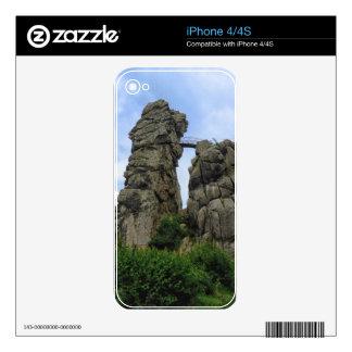 Externsteine, Teutoburg Forest Decals For The iPhone 4