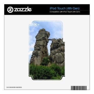 Externsteine, Teutoburg Forest Skins For iPod Touch 4G