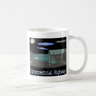 exterrestrialhighway coffee mug
