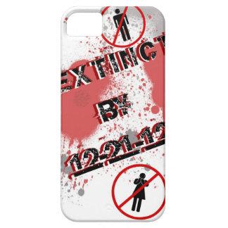Extinct 12-21-12 iPhone 5 cover