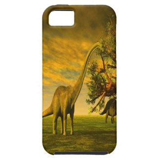 extinct brontosaurus dinosaur iPhone 5 cover
