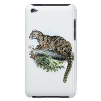 Extinct Formosa Leopard Jungle Cat Barely There iPod Cover