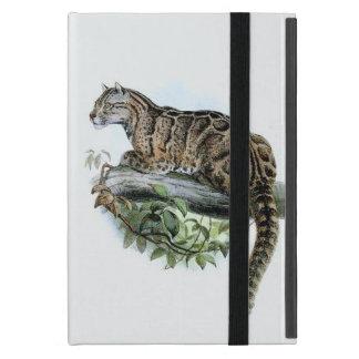 Extinct Formosa Leopard Jungle Cat Cover For iPad Mini