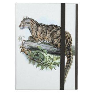 Extinct Formosa Leopard Jungle Cat iPad Covers