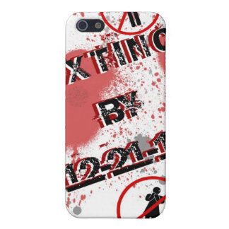 Extinct Iphone case