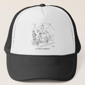Extinction Cartoon 9325 Trucker Hat