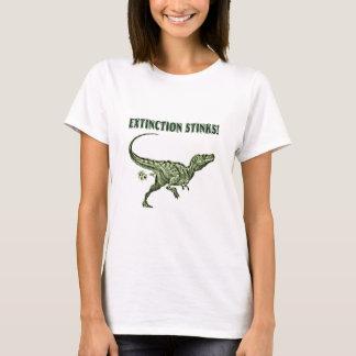 EXTINCTION STINKS! T-Shirt