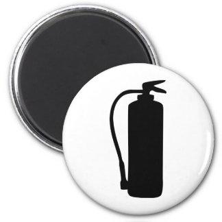 extintor imán redondo 5 cm