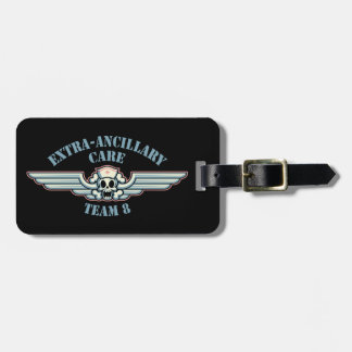 Extra-Ancillary Care Team 8 Luggage Tag