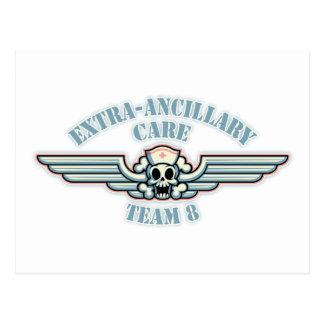 Extra-Ancillary Care Team 8 Postcard