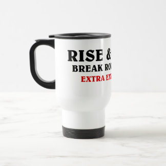 Extra Bitter Coffee for Disgruntled Employees Mugs