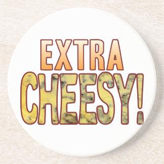 Extra Blue Cheesy Coaster