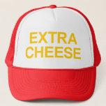 """Extra Cheese Trucker Hat<br><div class=""""desc"""">Extra Cheese Trucker Hat</div>"""