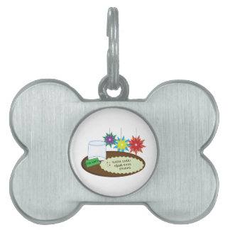 Extra Cookies Pet Tags
