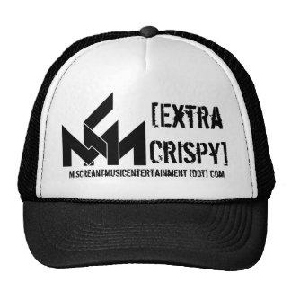 Extra Crispy Trucker Mesh Hats