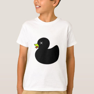Extra Dead Rubber Duck with Tongue Hanging Out T-Shirt