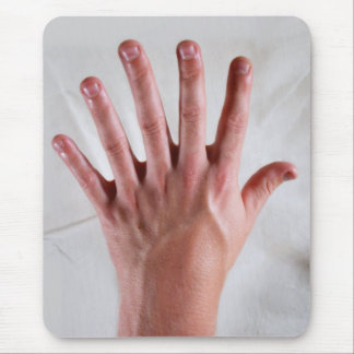 Extra Digit Mouse Pad