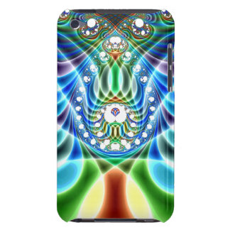 Extra-dimensional Undulations V3  4th G iPod Touch iPod Touch Case