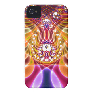 Extra-dimensional Undulations V6  Blackberry Case