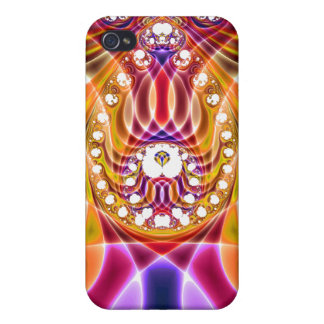 Extra-dimensional Undulations V6 Savvy iPhone 4 iPhone 4 Case