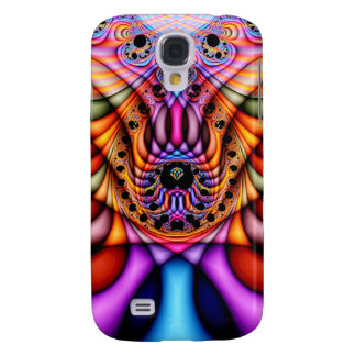 Extra-dimensional Undulations V 1 Galaxy S4 Case