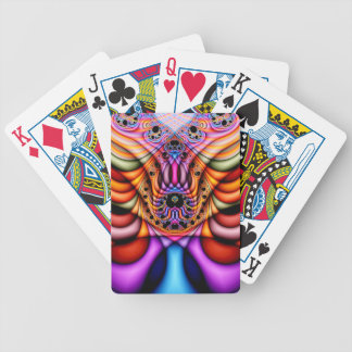 Extra-dimensional Undulations V 1  Playing Cards