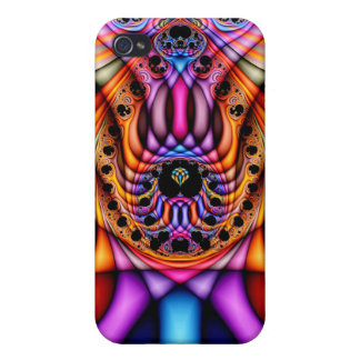 Extra-dimensional Undulations V 1  Savvy iPhone 4 iPhone 4 Cover