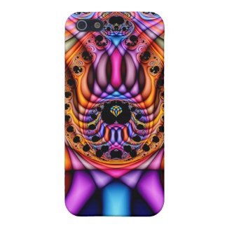 Extra-dimensional Undulations V 1  Savvy iPhone 5 Cover For iPhone SE/5/5s