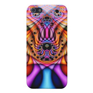 Extra-dimensional Undulations V 1  Savvy iPhone 5C Cover For iPhone SE/5/5s
