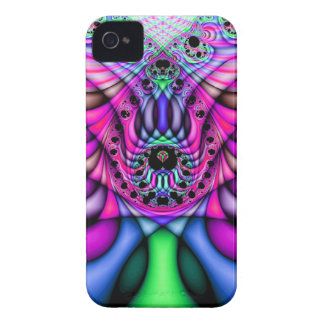 Extra-dimensional Undulations V 2  iPhone 4 Case