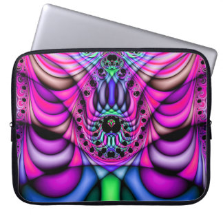 Extra-dimensional Undulations V 2  Laptop Sleeve
