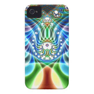 Extra-dimensional Undulations V 3  iPhone 4 Case