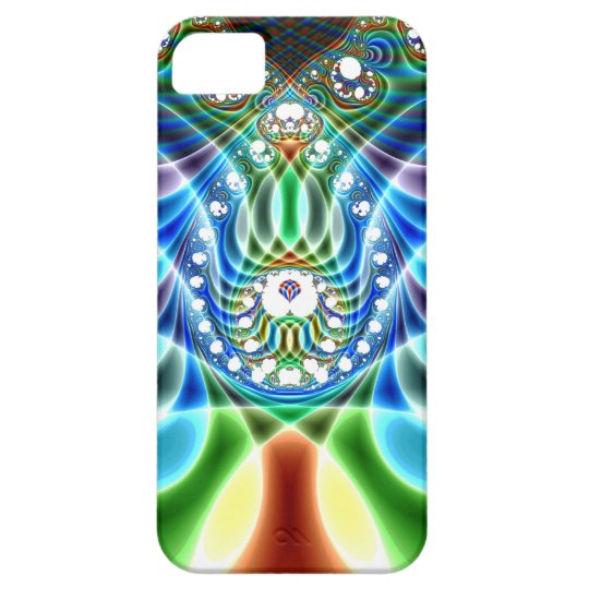 Extra-dimensional Undulations V 3  iPhone 5 Case