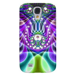 Extra-dimensional Undulations V 4  Galaxy S4 Case