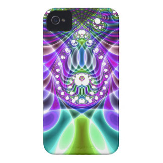 Extra-dimensional Undulations V 4  iPhone 4 Case