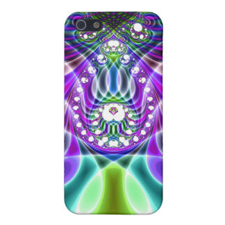 Extra-dimensional Undulations V 4  Savvy iPhone 5C iPhone SE/5/5s Case
