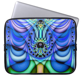Extra-dimensional Undulations V 5  Laptop Sleeve