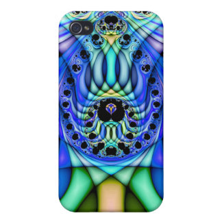 Extra-dimensional Undulations V 5 Savvy iPhone 4 iPhone 4/4S Cover